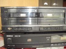 Pioneer CT-980W Double deck cassette Vintage