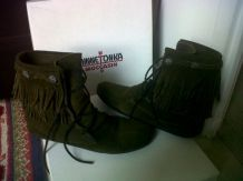 Boots Minnetonka Vertes