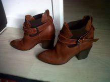 Boots à talon Janet&Janet