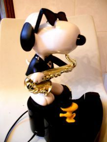 Telephone Vintage SNOOPY PEANUTS SCHULZ