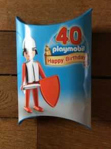 40 ANS PLAYMOBIL HAPPY BIRTHDAY
