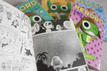 5 mangas KERORO