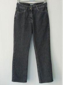 Jean en 100% Coton Gris Anthracite- Taille 38- La Redoute