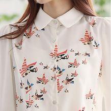 NEUVE - Jolie chemise style vintage - T.38