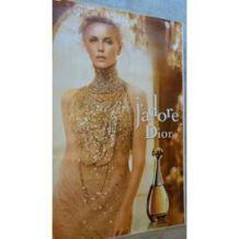 Affiche de Pub J'adore de Dior Grand format