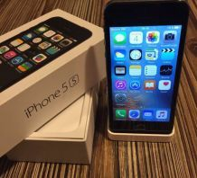 iPhone 5S 16GO Silver