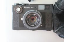 Appareil Photo LEICA CL