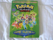 Coffret Collector Pokémon Advanced Battle