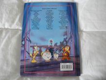 """Livre Disney """"La Belle et la Bête"""""""
