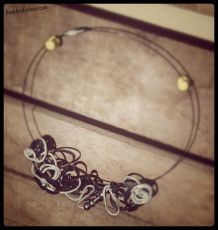 Collier « Isoline »