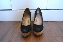 Chaussures All Saints compensées
