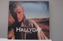 vinyle Johnny Hallyday GANG