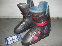 Chaussures SKI alpin SALOMON P. 38/39 - Bon état