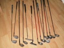 Sac et clubs de golf Wilson d'occasion