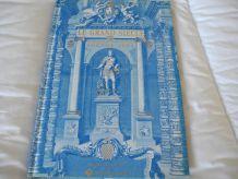 TRES BEL AGENDA 2004 JANSSEN-CILAG - Le Grand Siècle, Règne de LOUIS XIV