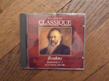CD- Brahms- Symphonie n°1 en UT Mineur Opus 68