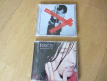 Lot 2 CD Texas dont un best of