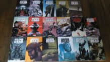 Comics Walking Dead Tome 1 à 17
