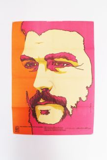 Affiche OSPAAL RARE de Che Guevara de 1978