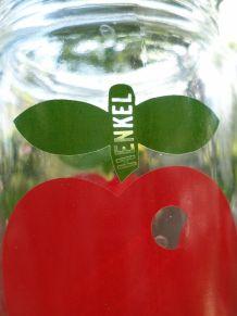 Pot Henkel pommes rouges sans couvercle