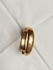 bracelet en or rose ancien
