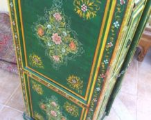meuble ancien indien