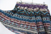 Jupe-Short à imprimés ethniques