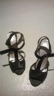 Sandales à talon Jonak