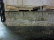 bordures en beton