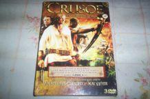 COFFRET 3 DVD CRUSOE durée + de 9 heures