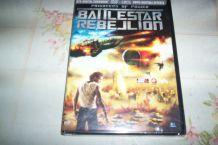 DVD BATTLESTAR REBELLION film fantastique état neuf
