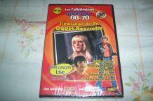 DVD CADET ROUSSELLE EMISSION TV JOHNNY SYLVIE ETC