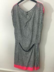 Robe Naf Naf imprime taille 40