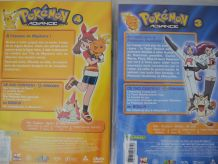 2 DVD Pokémon Advance 3 et 4