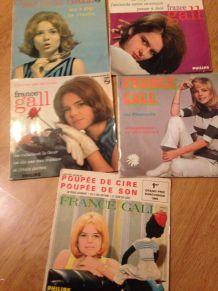 Vinyles FRANCE GALL