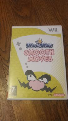 Jeu Wii: Wario Ware Smooth Moves