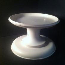 "Plat Desserte Design  "" Served-it-All "" Vintage"