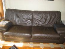 CANAPE  & fauteuil