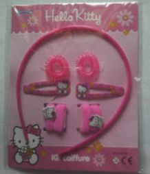 Kit Coiffure Hello Kitty