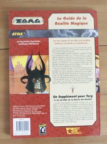 Le guide de la réalité magique - AYSLE - TORG