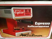 Cafetière Moulinex années 70