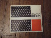 Segovia - Spain (Espagne) - Publications Du Ministère D'information Et Du Tourisme