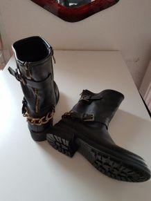 Boots noir