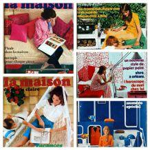 Lot de 39 magazines La Maison de Marie Claire