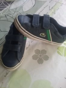 Basket LACOSTE Pointure 24