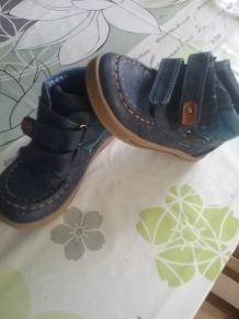 Chaussure sucre d'orge