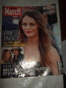 Paris Match n°3993 Vanessa Paradis