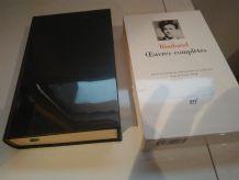 Oeuvres complètes, Arthur Rimbaud, collection La Pléiade