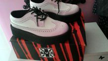 chaussures Tuk creepers 37