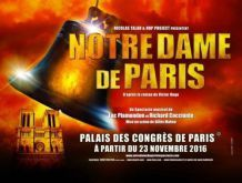 1 Billet - Spectacle Notre Dame De Paris